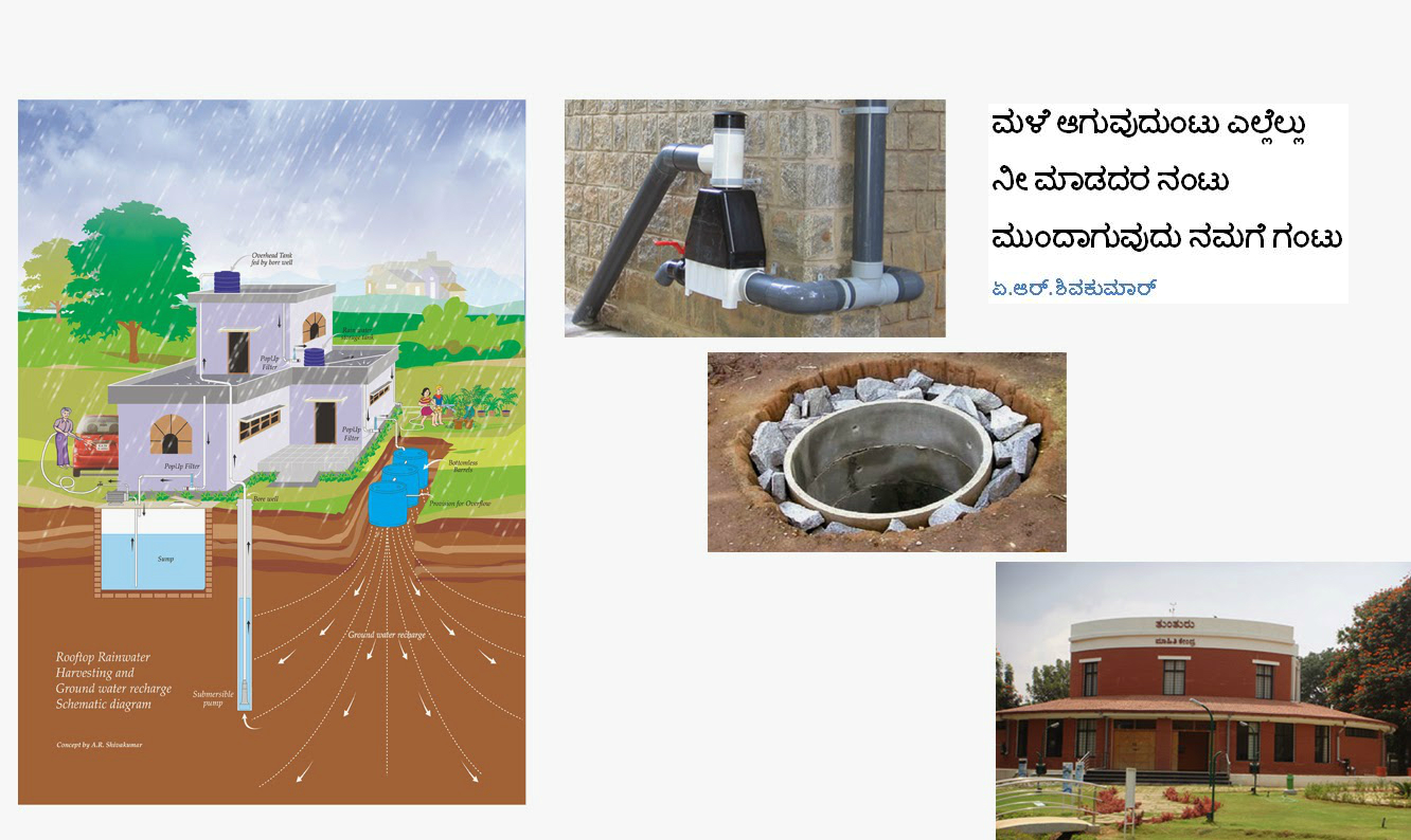 water harvesting Rainwater harvesting systems that water your garden while through most of the year, outdoor water use accounts for just 7% of the total water we use.